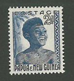 Papua New Guinea, Scott Cat No. 124, MNH