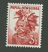 Papua New Guinea, Scott Cat No. 127, MNH