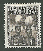 Papua New Guinea, Scott Cat No. 123, MNH