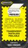 Supersafe Prefolded Stamp Hinges