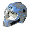 OBO Fiberglass Helmet - Half Paint Splat