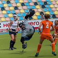 Woman's National Team Goalie Lauren Blazing