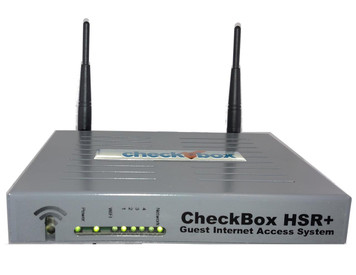 HSR+  All-In-One Hotspot Solution