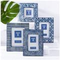 Batik Print Photo Frames