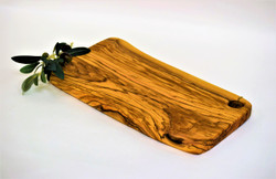 Olive Wood Large Rectangular Board