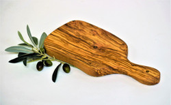 Olive Wood Medium Bread Board