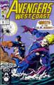 Avengers West Coast, Vol. 2 #69