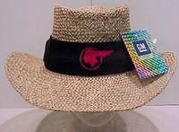 PONTIAC CHIEF SAFARI STRAW HAT