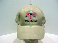 FIRST GENERATION FIREBIRD HAT