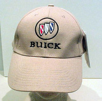 BUICK TRI-SHIELD SOLID HAT