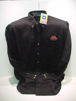 GM LICENSED THE JUDGE DENIM SHIRT