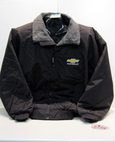 CHEVROLET BOWTIE 2010 EMBROIDERED 3 SEASONS JACKET