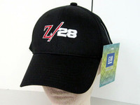 CHEVROLET CAMARO Z/28 EMBROIDERED HAT