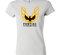 Ladies T/A Firebird Pontiac Tee shirt