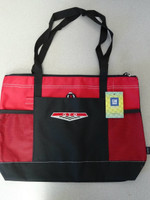 Pontiac GTO Gemline Select Zippered Tote Bag Licensed by General Motors