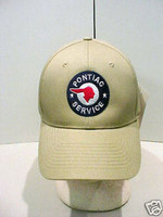 PONTIAC SERVICE CHIEF SOLID HAT