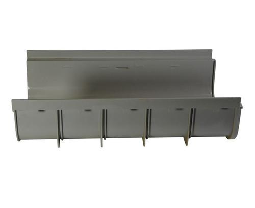 """NDS Pro Series 12"""" Shallow Profile Channel Drain"""