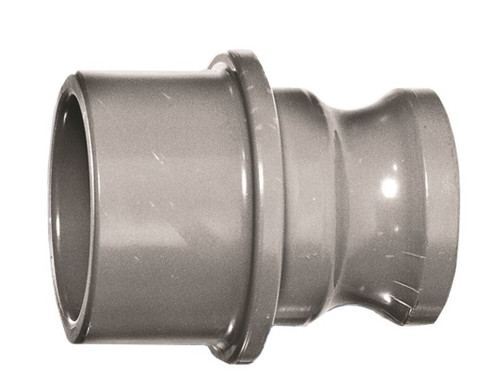 """1"""" PVC Quick Disconnect (Male Adapter x PVC Socket)"""