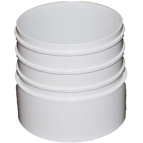 "4"" PVC SDR35 x Corrugated Adapter (Spigot x Insert) (Box of 60)"
