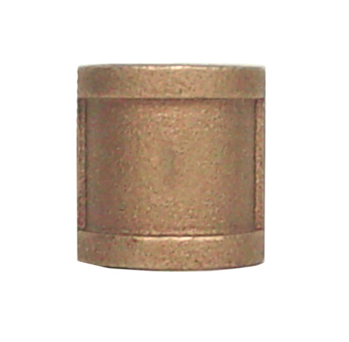 "1"" Bronze Coupling (FPT x FPT)"