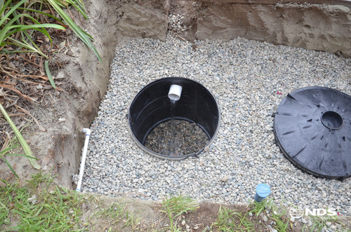 Flo Well Storm Water Leaching System The Drainage