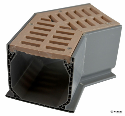 NDS Mini Channel 45 w/ Sand Grate