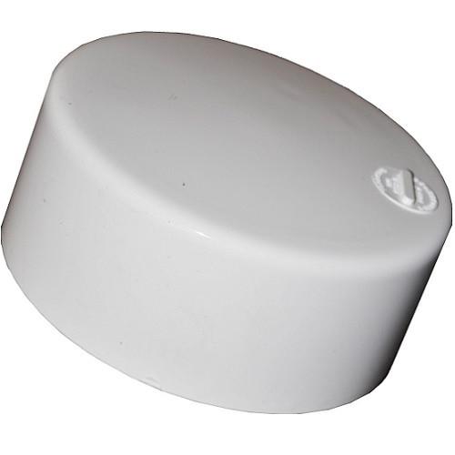 "10"" PVC SDR35 Solvent Weld Cap (S)"