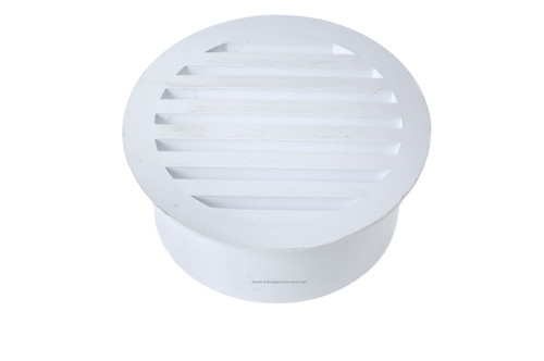 """Snap-In Drain for 4"""" PVC Schedule 40 DWV Pipe"""