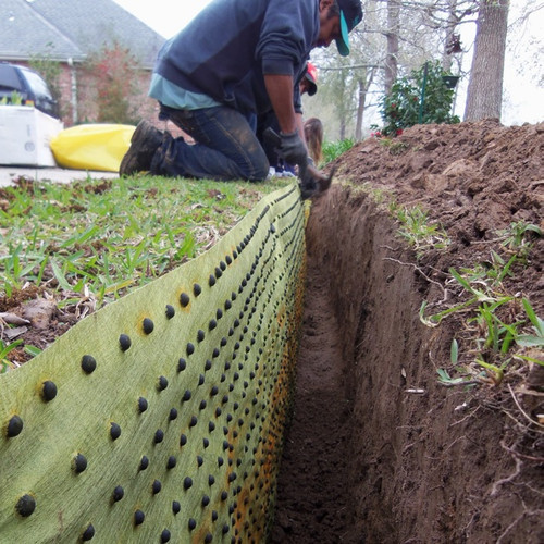 "Biobarrier Root Control Fabric 58.5"" x 102'"