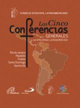 Las Cinco Conferencias Generales del Episcopado Latinoamericano (Hardcover)
