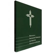 RITO DE LA INICIACIÓN CRISTIANA DE ADULTOS - Edición de estudio