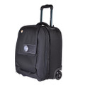 Russi X11 Velocity Mobile Office Overnighter Bag w/Laptop & Clothing Compartments, Whisper Wheels & Retractable Handle
