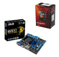 AMD Home and Office Combo (PCS-A4300), AMD FX-4300 3.8GHZ Quad Core, 970 Chipset MB