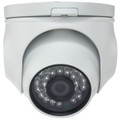 960p Weather Resistant ONVIF IP Dome Camera, H264 CMOS 1.3 Megapixel, 3.6mm Lens, IR Distance 66ft (With PoE)