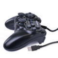 USB Rumble Gaming Controller for PC and MAC (Black)