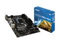 MSI Pro Series Intel B250 LGA 1151 DDR4 HDMI USB 3.1 micro-ATX Motherboard B250M PRO-VDH