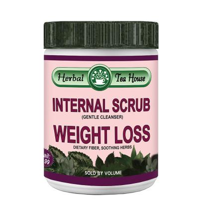 Internal Scrub Weight Loss