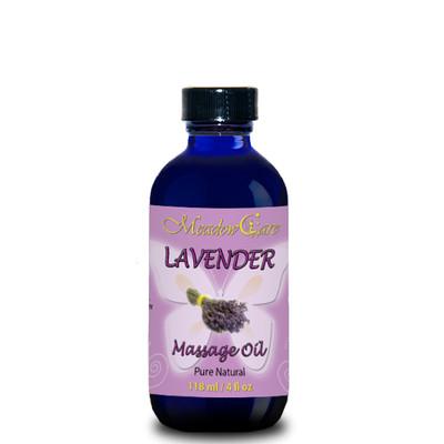 MeadowCare Lavender Massage Oil 4oz
