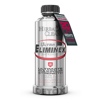 Herbal Clean Ultra Eliminex Premium Detox Tropical 32 fl oz