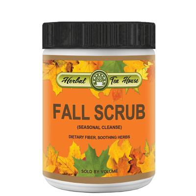 Fall Scrub Seasonal Cleanse