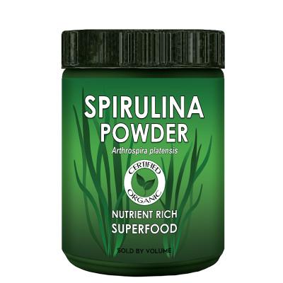 Spirulina Powder by Herbal Tea House