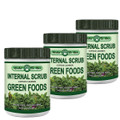Internal Scrub Green Foods 3-Pack Special