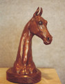 "Connie Foss Lost Wax Bronze ""Walk Trot""  SKU # A21-2509F  ""Walk Trot"" Lost wax bronze by renowned sculptor Connie Foss.  16 lbs.  10 1/2"" x 8"" x 5""  Please allow 3 months for casting."