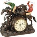 Steeplechase Clock