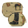 Tapestry Small Clutch Set of 2