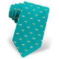 Turquoise Hold Your Horses Tie