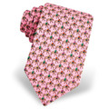 One Horse Race Pink Tie