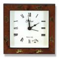 Chestnut Alarm Clock 4 x 4