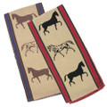 Graceful Horses 100% Cotton Weave Kitchen Towel
