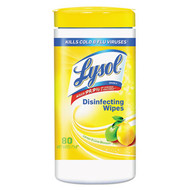 Pre-Moistened Wipes - Lysol Disinfecting  - LO77182*